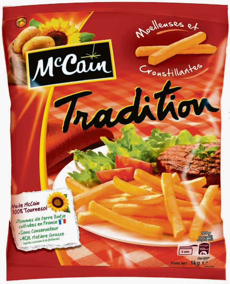 mccain foods limited global fries Mccain foods limited is an international leader in the frozen food industry and the world's largest manufacturer of frozen potato specialities, employing approximately 18,000 people and operating 50 production facilities on six continents.