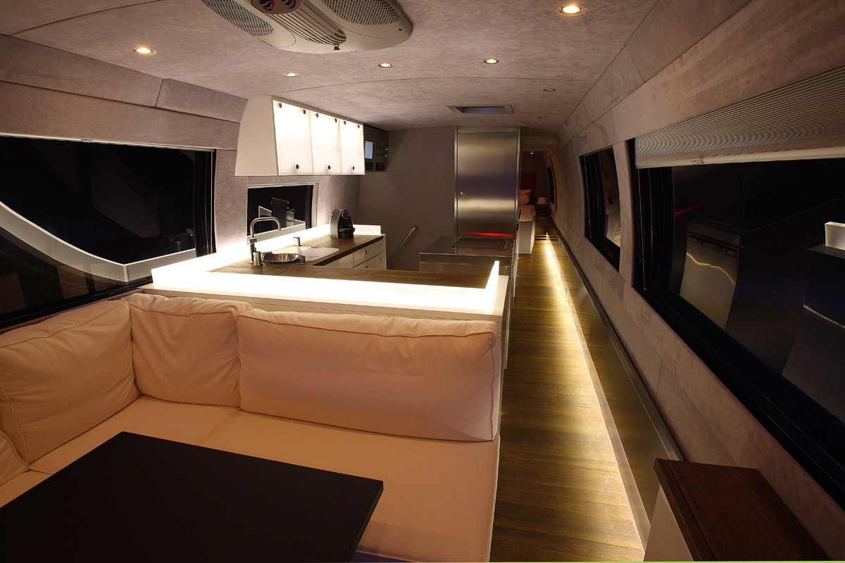 Luxury Mobile Home Volkner Mobil Gmbh Mobile Travelling With Style International