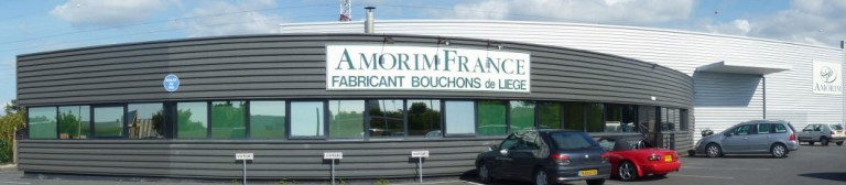 Eysines France  city photos : The headquarters of Amorim France are located in Eysines, France.